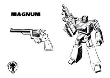Magnum by hellbat