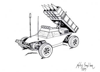 Missile Buggy by hellbat