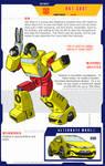 G1 Hot Shot profile