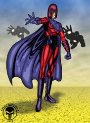 Magneto colours
