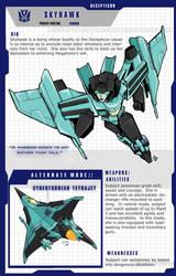 Skyhawk OC profile