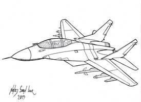 MIG-35 Fulcrum