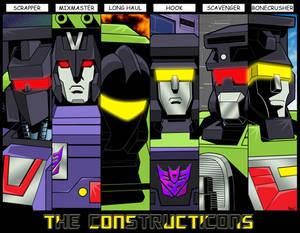 Colours on SEAN RM's Constructicons