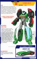 Profile for Don's concept TF design - Lowrider