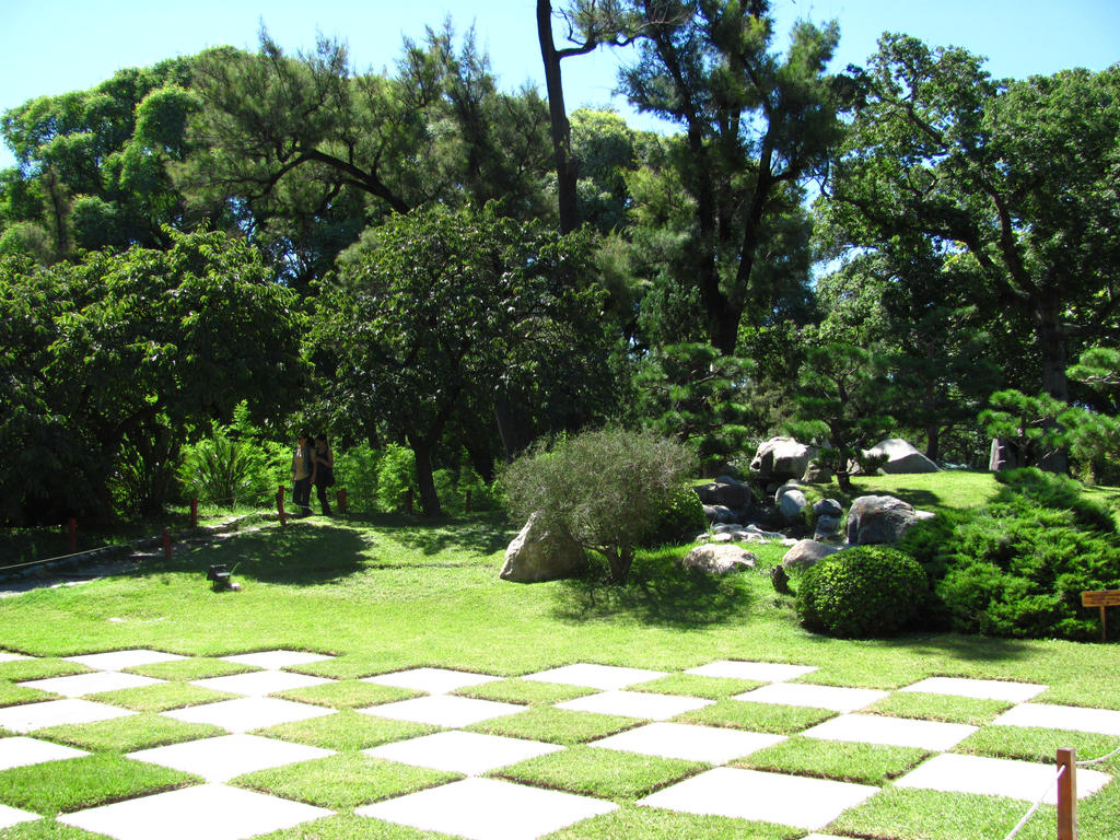 Japanese garden 7 by stockdeana