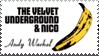 velvet underground and nico by Recyclebirds