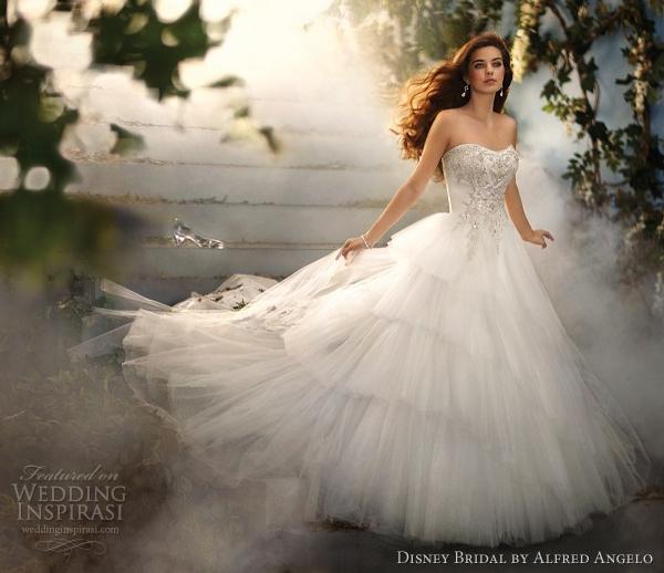 Cinderella\'s wedding dress by giftedgoddessof-art on DeviantArt