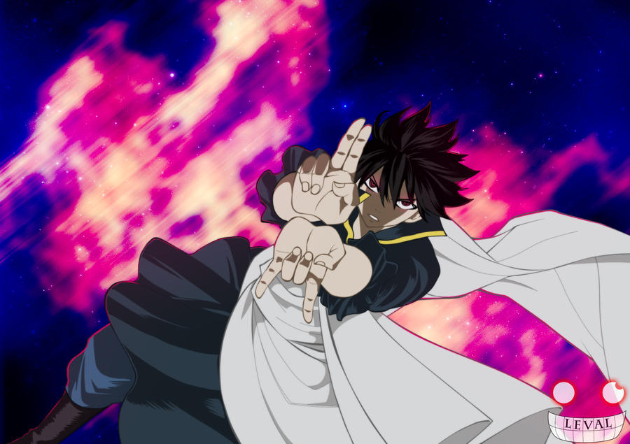 Zeref Angry