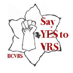 BC VRS Dogwood logo for Twitter/Social Media by BlackCatz73