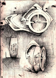 Monogoggle by TheSlushie