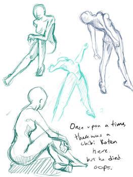 SAI Doodles
