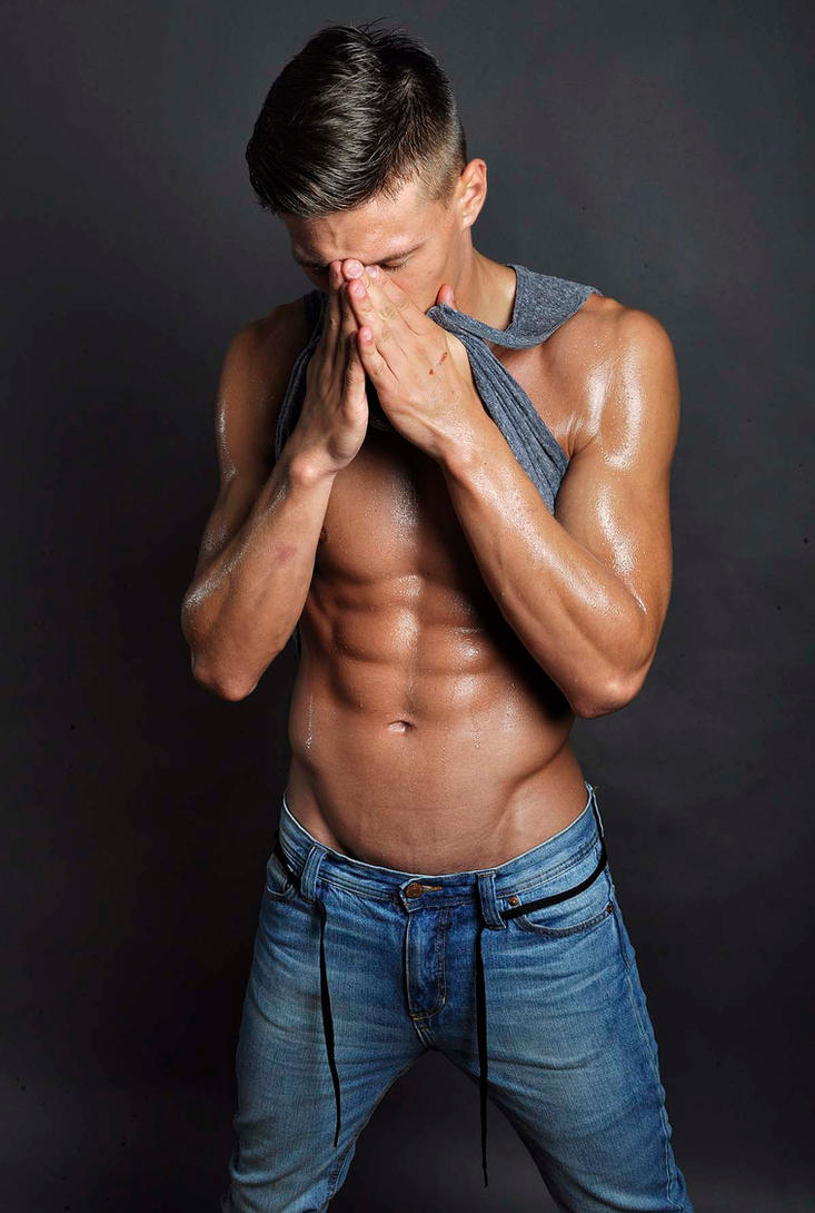 Model Dario D. byTeeJott009 by TeeJott