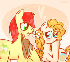 Bright Mac and Pear Butter by 763Lilypadpandaowl