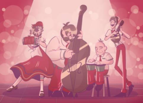 Flipline-The Romano Family Quartet