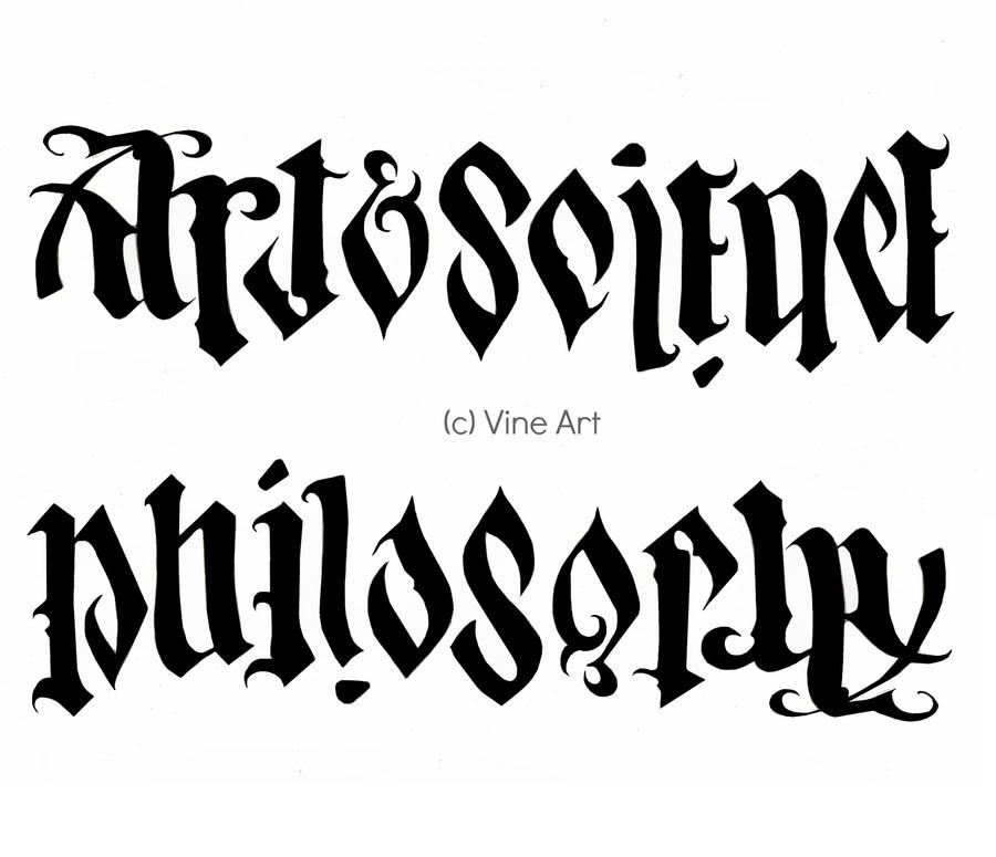 philosophy on art Philosophy (from greek an example from art theory is to discern the set of principles underlying the work of a particular artist or artistic movement such as the cubist aesthetic.