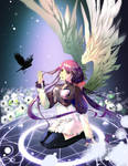 Anime Angels featured art - 'Searching'