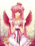 Anime Angels featured art - Iris