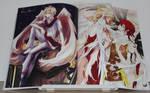 Anime Angels artbook - interior art photo #2 by animeangelsbook