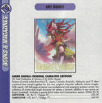Anime Angels - Previews listing by animeangelsbook