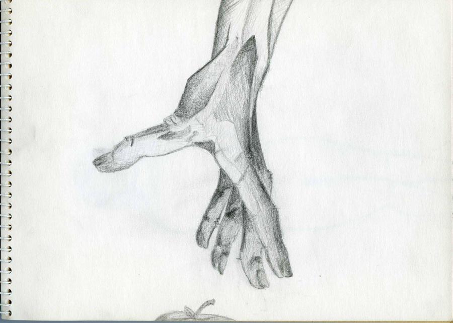 hand grabbing apple by whynotdrawlikethat on deviantart