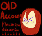 THIS IS MY OLD ACCOUNT