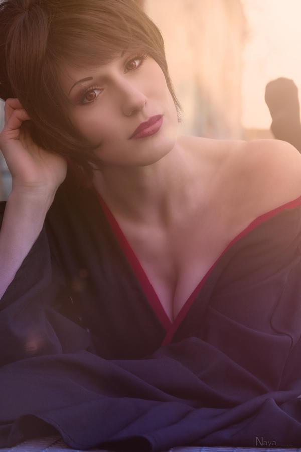 Vocaloid: Sunset by goddessnaya