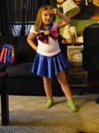 Sailor Moon cosplay  PROGRESS