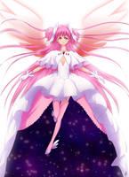 Goddess Madoka by SailorGigi