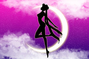 Sailor Moon Silhouette