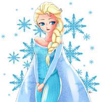 Elsa by SailorGigi