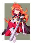 Commission - Slayers Lina
