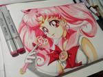 Chibimoon copic by SailorGigi