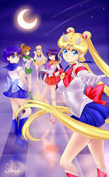 Tsuki no Hikari by SailorGigi