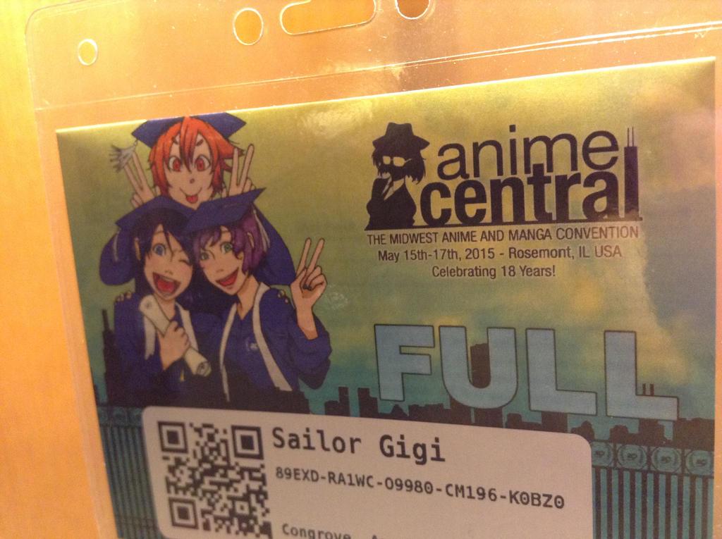 Acen 2015 by SailorGigi