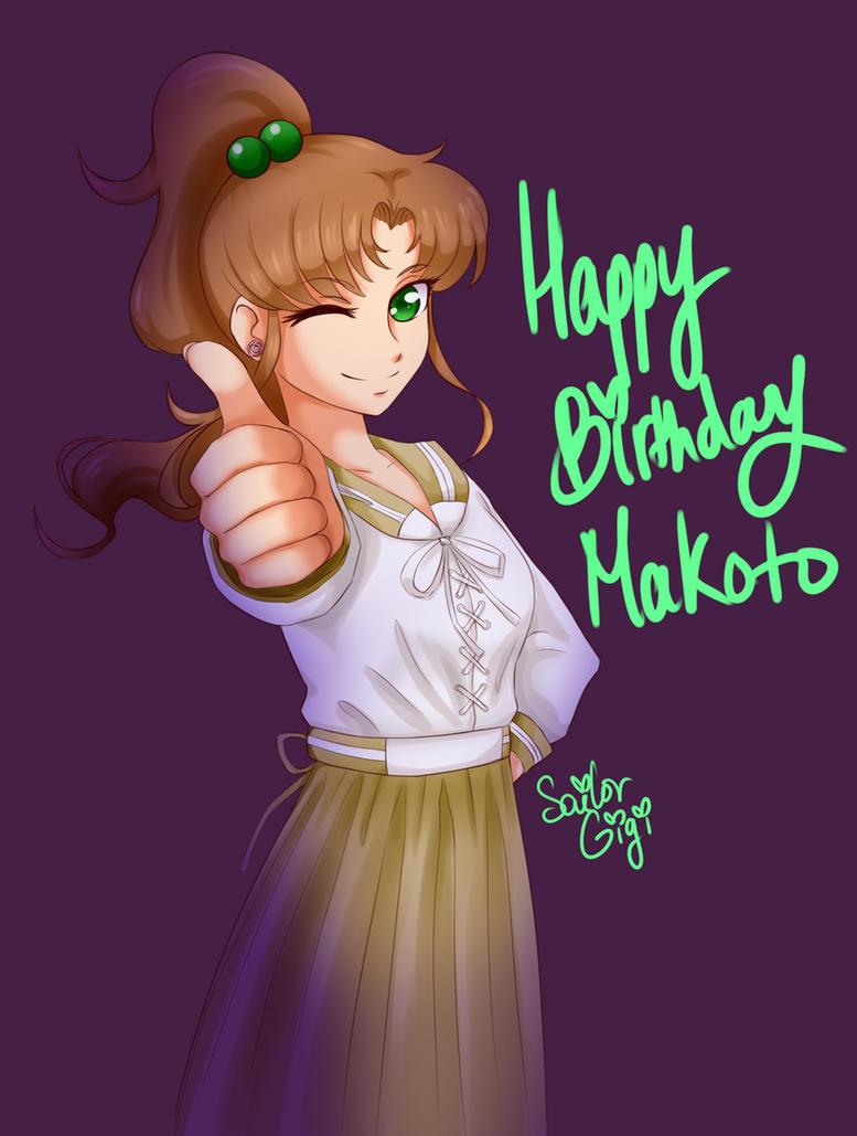happy birthay makoto - photo #16