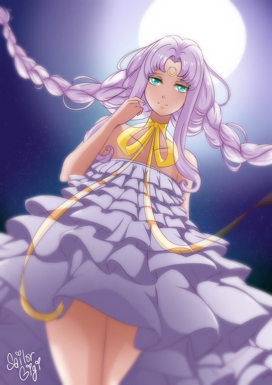 Selene by SailorGigi