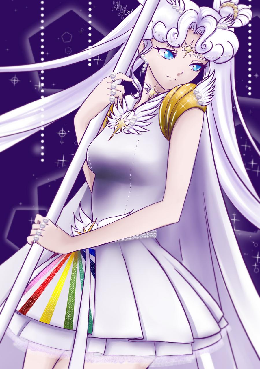 Sailor Cosmos by SailorGigi