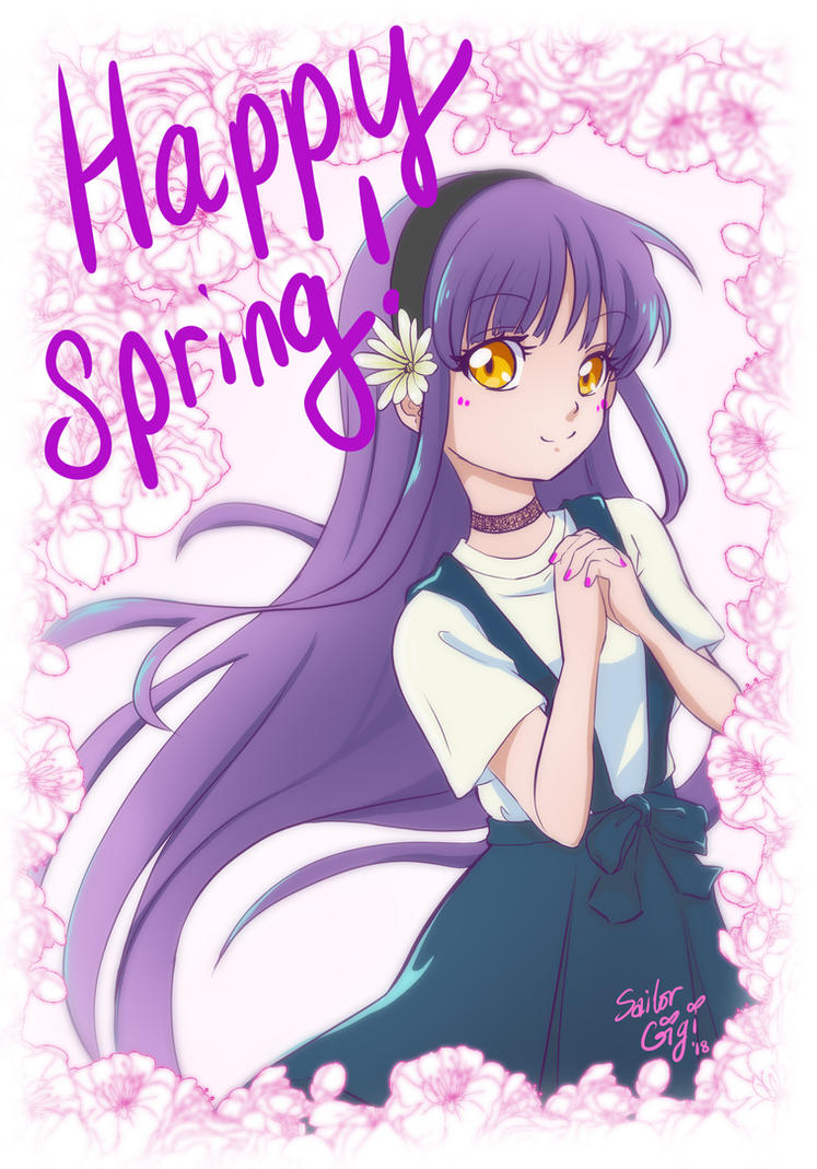 Happy Spring! by SailorGigi