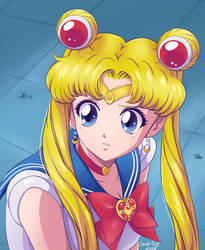 Sailor Moon Redraw Trend