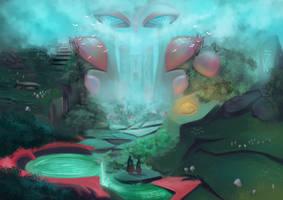 Hidden Kingdom by ArtFurry
