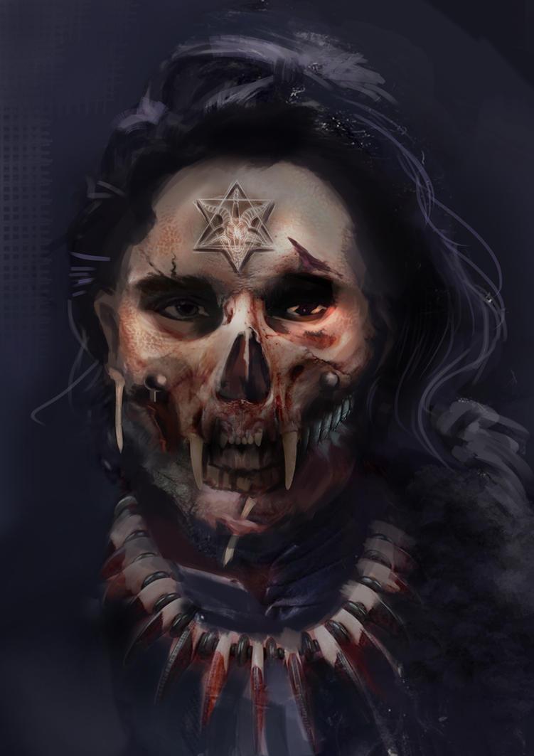 Zombie_Sketch Study by ArtFurry