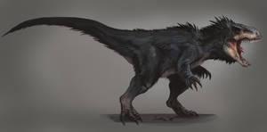 Indominus rex redesign