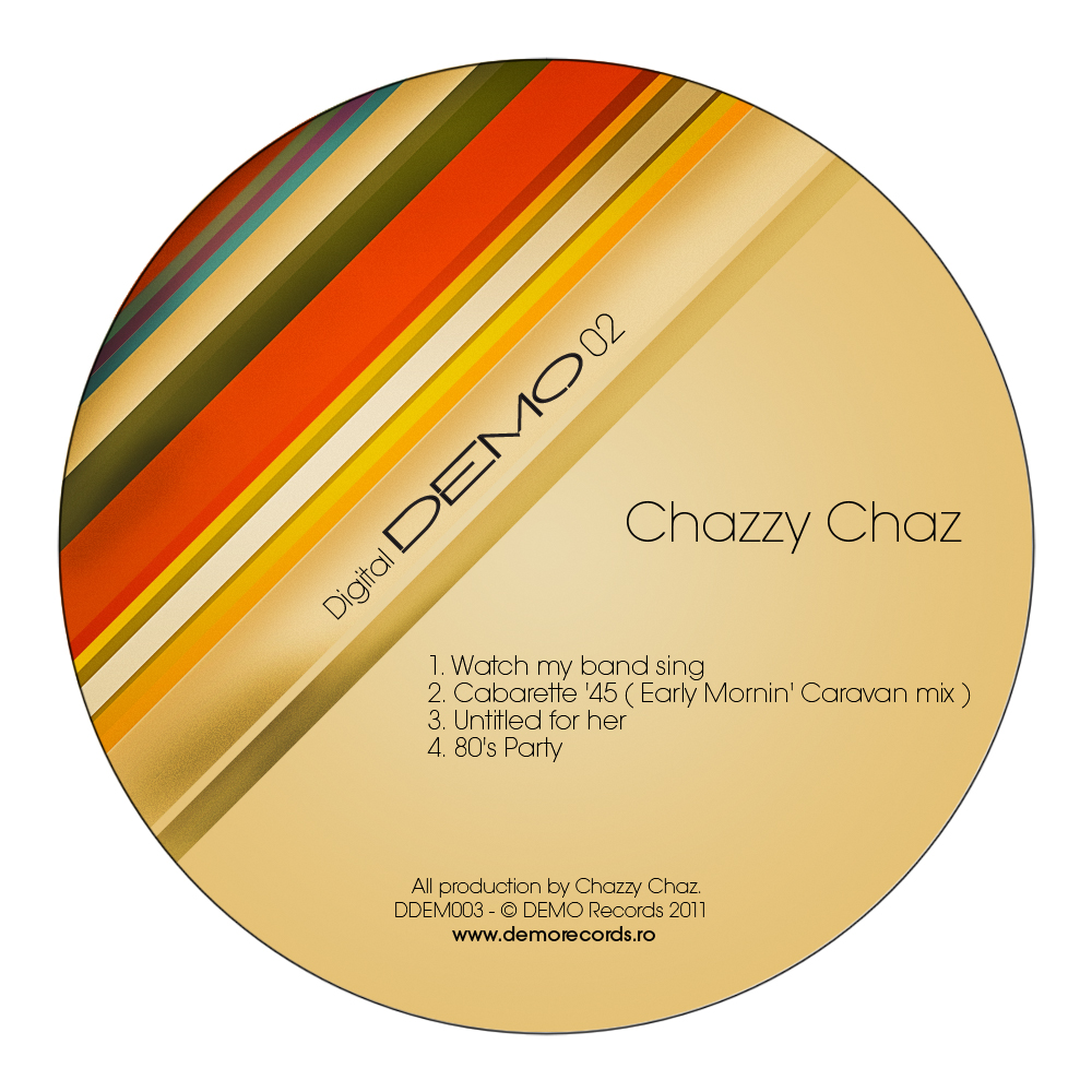 Chazzy_chaz_cover