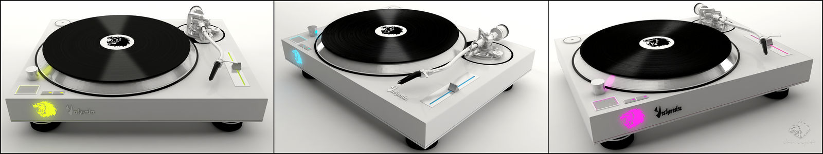 Turntable concept