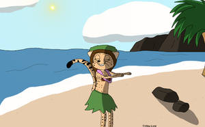 Hawaii by Captainpizzapie