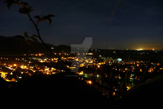 Staufen at Night