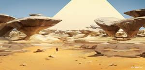 Desert Teacups