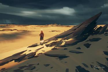 Endless Desert by BrennanPM