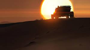 Homeworld Dune by BrennanPM
