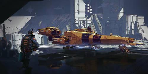 Colony Ranger